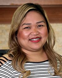Business Office Coordinator Fatima Maaele