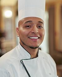 Executive Chef Luis Velez