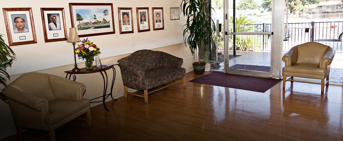 Sierra Vista lobby