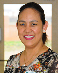 Donna Reyes – Director of Nursing
