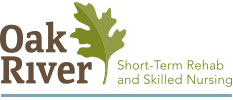 oak river short term rehab and skilled nursing logo