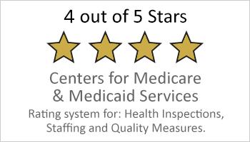 4-star Medicare rating