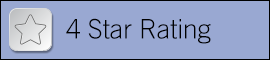 blue 4-star Medicare rating button