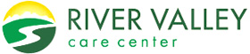 River Valley Care Center logo