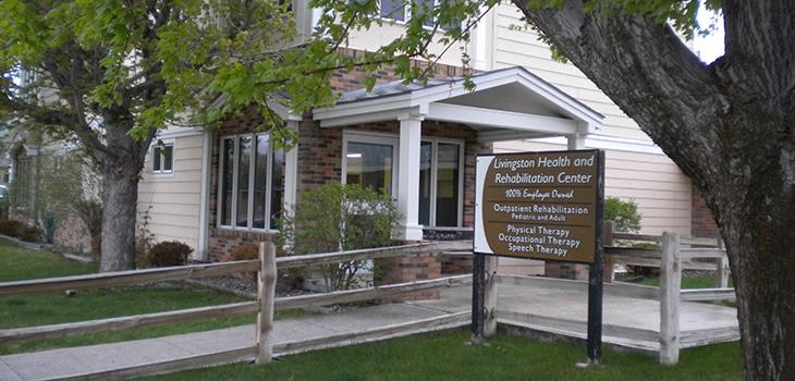 livingston facility sign outside