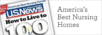 US News & World Report America's Best Nursing Homes
