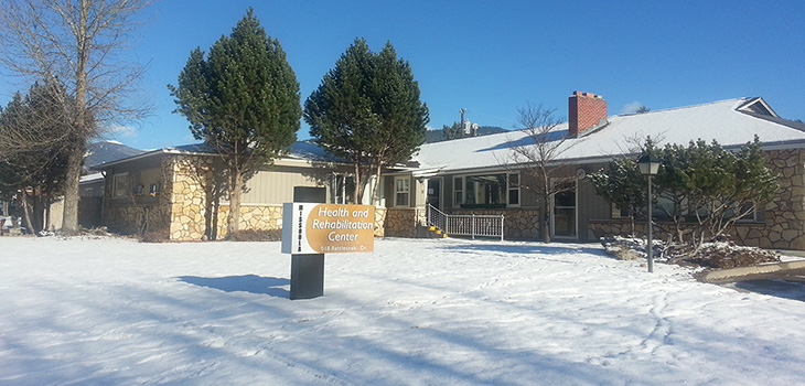 Missoula Health and Rehabilitation Center exterior view of facility
