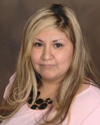 Medical Records Director Adrianna Espinoza