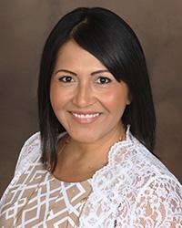 Marketing Manager Maria Briscoe