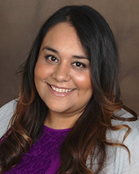 Social Services Co-Director Stephanie Pacheco