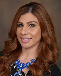 Business Office Manager Deborah Castanon