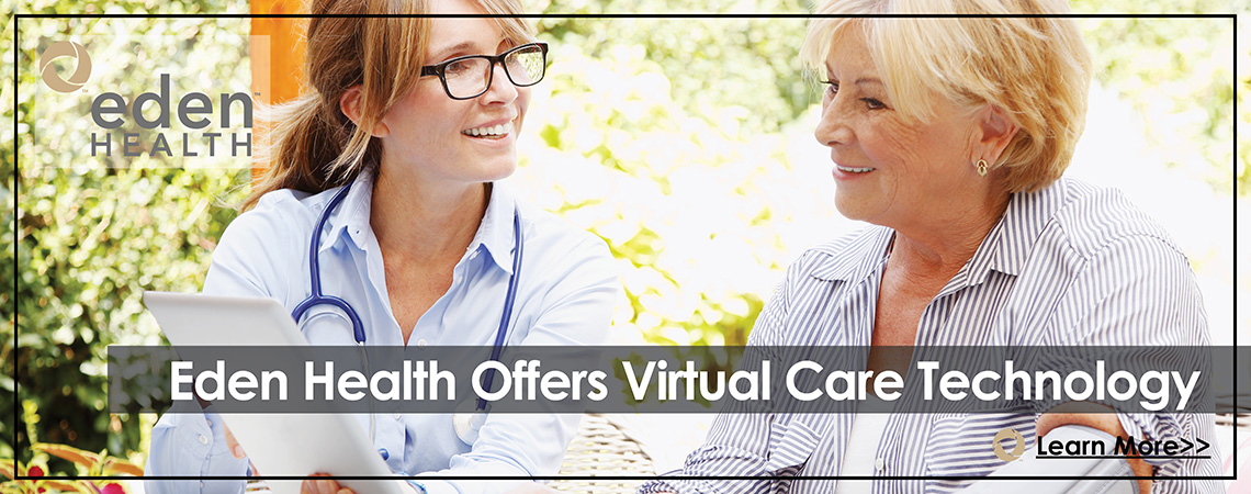eden health offers virtual care technology