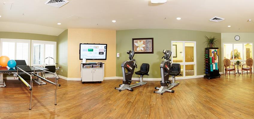 Arlington Gardens Care Center Rehabilitation Services