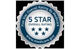 overall 5 star medicare logo