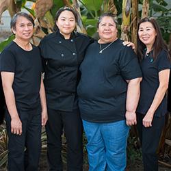 dietary staff group photo