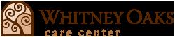 whitney oaks care center logo