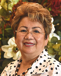 Faye Lumalu Dietary Supervisor