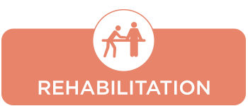 Rehabilitation button