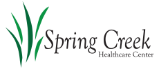 spring creek healthcare center logo