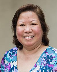 Carmen Bautista, Director of Business Office