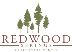 redwood springs healthcare center logo