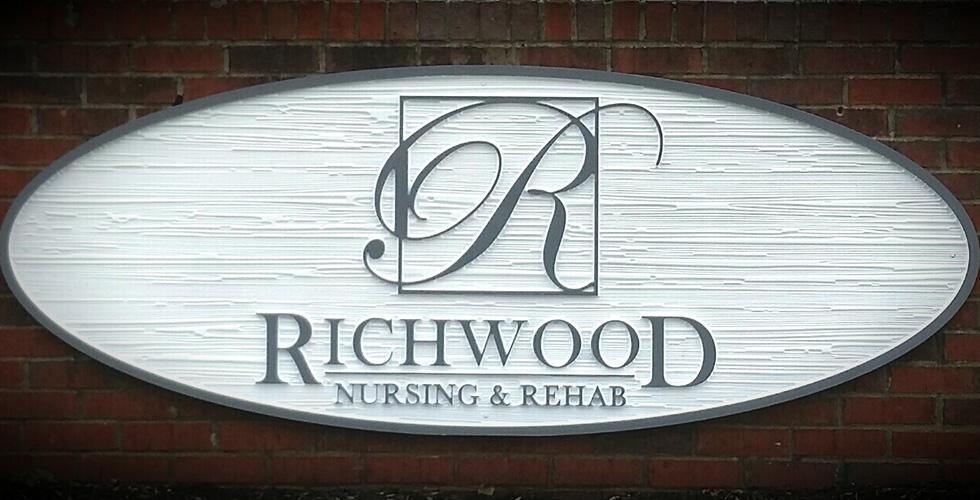 Richwood Nursing & Rehab sign
