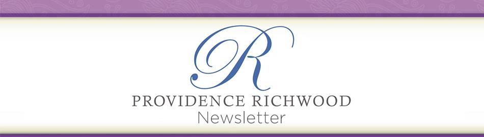 Providence Richwood Newsletter