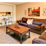 RHF Gold Country luxuriously appointed resident room