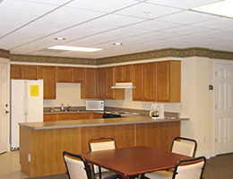 Benson Manner Kitchen and dining area