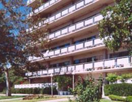 The Concord exterior balconies