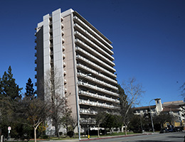 The Concord high rise