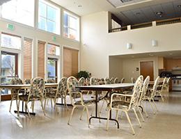 Esperanza meeting hall