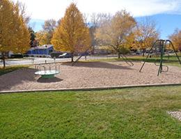 Madison Avenue Apartment playground for children