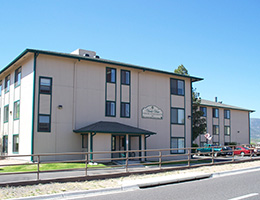 Verde View exterior of building
