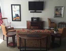 West Valley TV room