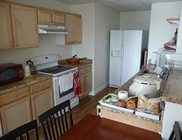 Bonnie Brae resident kitchen
