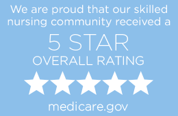 RHF 5 star Medicare button
