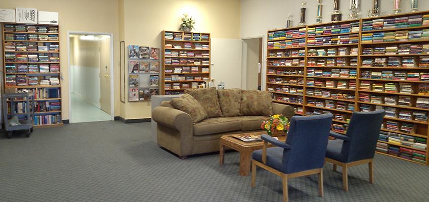 RHF Mayflower library