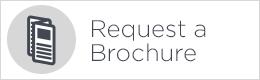 request a brochure button white