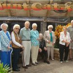 RHF Bishop's Glen resident outing to Aunt Catfish restaurant