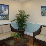RHF Courtenay Springs waiting area