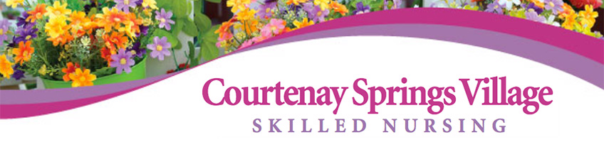 Courtenay Springs Village Newsletter