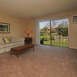 RHF Sun City resident living room