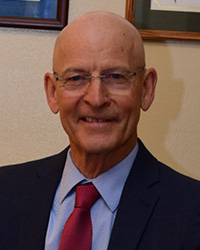 Ted Holt – Administrator