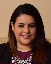 Alicia Padilla – Business office director