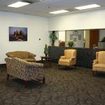 RHF Angelus waiting area