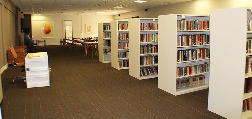 senior center library