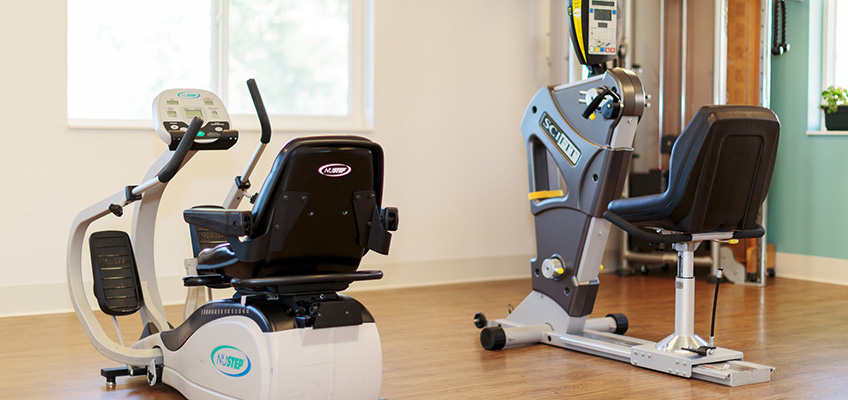 rehabilitation room equipment