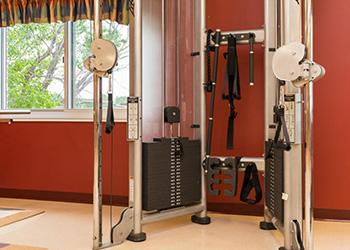 Rehab equipment